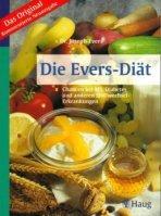 """<p><span style=""""font-size: medium""""><strong>Die Evers-Diä</strong>t</span> <br />Chancen bei MS, Diabetes und anderen Stoffwechsel-Erkrankungen<br />von Dr. Josef Evers und Ute Volmert</p> <p>Nach Dr. Joseph Evers sind verarbeitete Lebensmittel Ursache von Krankheiten wie <br />Multiple Sklerose und schweren Stoffwechsel-Krankheiten. Denn sie erzeugen <br />Nahrungsmittelgifte, die dem Nervensystem des Menschen schaden. Unterstützen Sie <br />wirksam Ihren Gesundheitszustand. Hierbei hilft Ihnen die Evers-Diät durch eine <br />spezielle naturbelassene Rohkost. Informieren Sie sich hier, wie Sie sich so <br />frisch und natürlich wie möglich ernähren: Gekeimtes Getreide, Wurzelgemüse, <br />Milch und Milchprodukte und Honig helfen Ihnen, die Balance in Ihrem Körper <br />wieder herzustellen und Giftstoffe zuverlässig auszuscheiden. Dieser Ratgeber <br />bietet alle Original-Informationen zur Evers-Diät. Dr. Evers' Empfehlungen <br />werden in dieser aktuellen Auflage ergänzt durch heutige wissenschaftliche <br />Erkenntnisse</p>"""