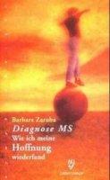 """<p><span style=""""font-size: medium;""""><strong>Diagnose MS: Wie ich meine Hoffnung wiederfand</strong></span> <br />von Barbara Zaruba</p> <p>Immer wieder habe ich mich gefragt: Warum gerade ich? Heute weiß ich es und <br />denke, daß die Diagnose MS nicht Endstation sein muß, sondern der Anfang einer <br />Entwicklung sein kann. Wenn mir damals jemand gezeigt hätte, welcher Weg ans <br />Ziel führt, dann hätte ich mir viele Irrtümer erspart! Das einzige, das die <br />Schulmedizin empfehlen kann ist, auf jeden Fall Stress zu vermeiden, aber so <br />einfach ist es eben nicht! Weil ich diesem Rat folgte, bewegte ich mich über <br />Jahre in die verkehrte Richtung, Tendenz stetig abwärts! Meine im Buch <br />beschriebene persönliche Entwicklung in über zwanzig Jahren kann anderen Mut <br />machen, sich ins eigene Leben wieder munter einzumischen. Dazu ist es <br />unabdingbar, sich von dem Seelenmüll zu befreien, der auf der Psyche lastet und <br />sich mit den eigenen Gedankenmustern auseinanderzusetzen. Nicht statt einer <br />medikamentösen Behandlung sondern zu deren Unterstützung und Ergänzung. Im <br />gleichen Trott weiterzumachen, nichts zu verändern nach einer solchen Diagnose, <br />führt immer tiefer in Abhängigkeit und Lähmung. So entfernen wir uns im Laufe <br />der Erkrankung immer weiter von unserem eigenen Lebensweg, von uns selbst. Für <br />mich ist heute die Diagnose MS kein Todesurteil auf Raten mehr, sondern eine <br />Herausforderung, sie wird mich den Rest meines Lebens begleiten.</p>"""